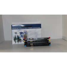 <strong>Liberty Laser Solutions, Inc.</strong> Dell 330-3578 (1230K) Reman Toner Cartridge, 1,500PY, Black