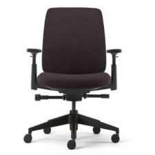 Lively High-Back Task Chair with Arms