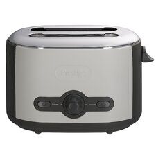 Debut 2 Slice Toaster in Almond and Olive