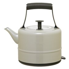 Traditional Kettle in Almond