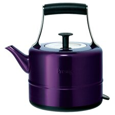 Traditional Kettle in Purple