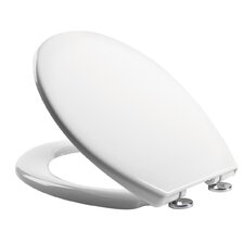 Alpine Soft Close Toilet Seat in White