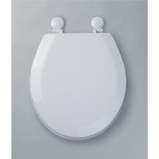 Meridian Toilet Seat in White
