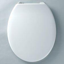 Aspire Toilet Seat in White