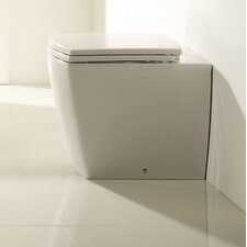 Tetra Soft Close Toilet Seat in White