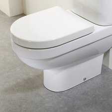 Venus Soft Close Toilet Seat in White