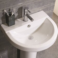 Venus Countertop Basin in White