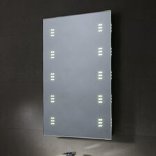 Heat LED Mirror
