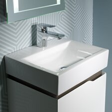Edge Countertop Basin in White