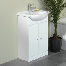 Meridian Countertop Basin in White