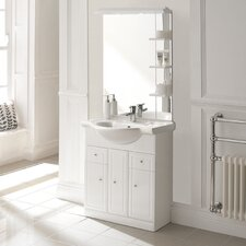 Aspen Vanity Unit in White Gloss