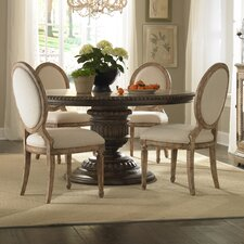 <strong>Accentrics by Pulaski</strong> Daphne 5 Piece Dining Set