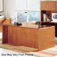 "Forte 66"" W Executive Desk Shell"
