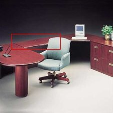 "<strong>High Point Furniture</strong> Vitality 29"" H x 48"" W Desk Bridge"