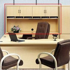 "<strong>High Point Furniture</strong> Atlas 37"" H x 66"" W Desk Hutch"
