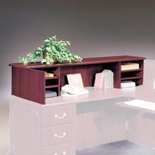 "<strong>High Point Furniture</strong> Wyndham 14"" H x 66"" W Desk Reception Screen"