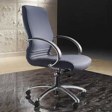 <strong>High Point Furniture</strong> 1200 Series Mid-Back Office Chair with Arms