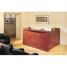 <strong>High Point Furniture</strong> Hyperwork Series - Reception Desk