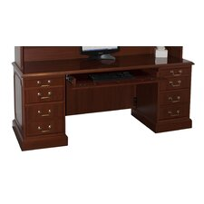 "<strong>High Point Furniture</strong> Bedford 60"" Computer Credenza"