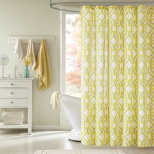 Alana Polyester Shower Curtain