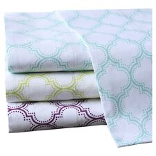 Ogee 200 Thread Count Cotton Sheet Set (Set of 4)