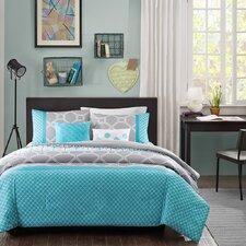 Clara 5 Piece Comforter Set