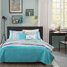 Clara 4 Piece Coverlet Set