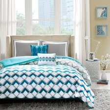 Finn 5 Piece Full / Queen Comforter Set