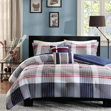 Caleb 4 Piece Comforter Set