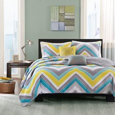 Elise 4 Piece Twin / Twin XL Coverlet Set
