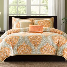 Senna 5 Piece King/California King Comforter Set