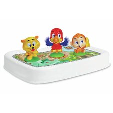 Jungle Feeding/Play Tray