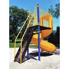 3600 Spiral Slide