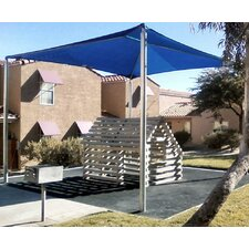 Freestanding Sun Shelter