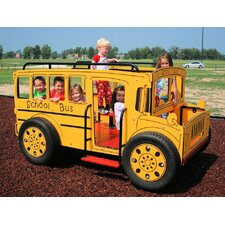 <strong>Kidstuff Playsystems, Inc.</strong> Kidvision School Bus