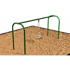Arched Tire Swing Set