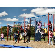 <strong>Kidstuff Playsystems, Inc.</strong> Extreme Obstacle Course