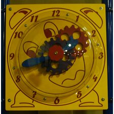 Freestanding Clock/Gear Panel