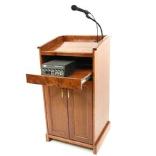 <strong>Executive Wood Products</strong> Collegiate Evolution Sound System Lectern