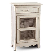 Bordeaux Wire Cabinet