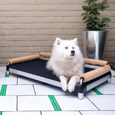 <strong>Dutch Dog</strong> Dog Sofa with Long Legs and a Anodized Frame