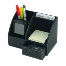 Leather Desktop Organizer