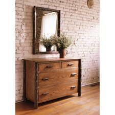 <strong>Flat Rock Furniture</strong> Berea 4 Drawer Dresser