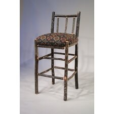 "Berea Rail 30"" Bar Chair"