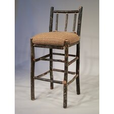 "Berea Rail 30"" Bar Stool"
