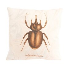 Scarab Beetle Cushion Cover