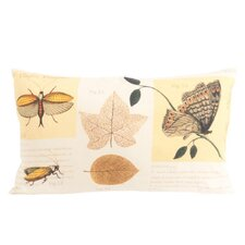 Leaf and Nature Cushion Cover
