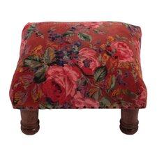 Roses Footstool