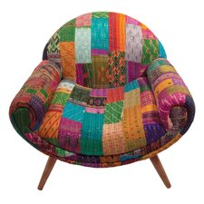 Kantha Chaise Lounge