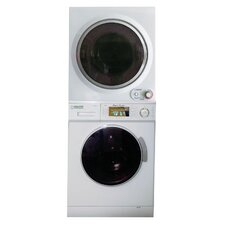 Combination Washer and Electric Dryer